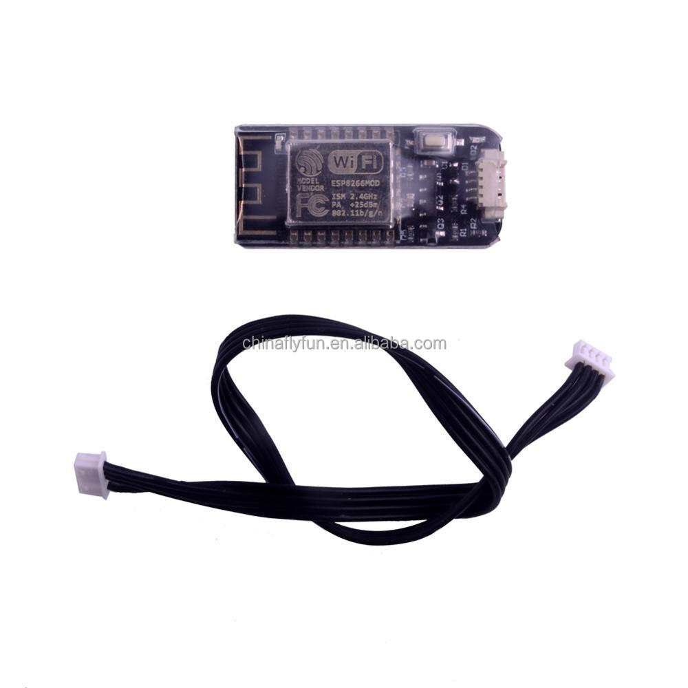 APM Pixhawk Wireless Wifi Module ESP8266 Flight Control Replace 3DR Radio Telemetry Support PC Phone