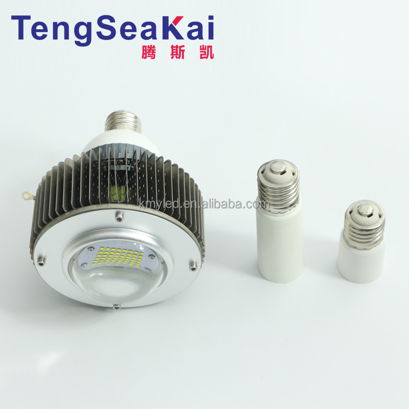 Replace 250w metal halide 60 degree beam angle glass lens led high bay light