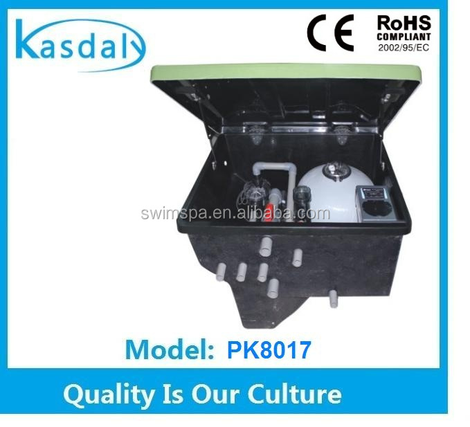 Excellent swimming pool sand filter pump machine wave pool machine