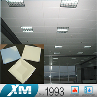 High-end garments shop decoration aluminum fall ceiling designs