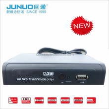 Reliable HDMI1.3 /1080pDVB T2 Receiver 1MPEG-4 for Thailand