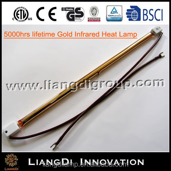 LiangDi infrared lamp price For Food Catering