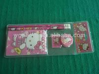 new design back to school stationery set