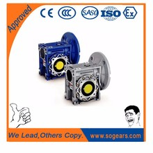Reducer Bush Worm Gearing Arrangement motor high speed gearbox reducer