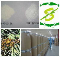 Saw palmetto extract powder for tablet