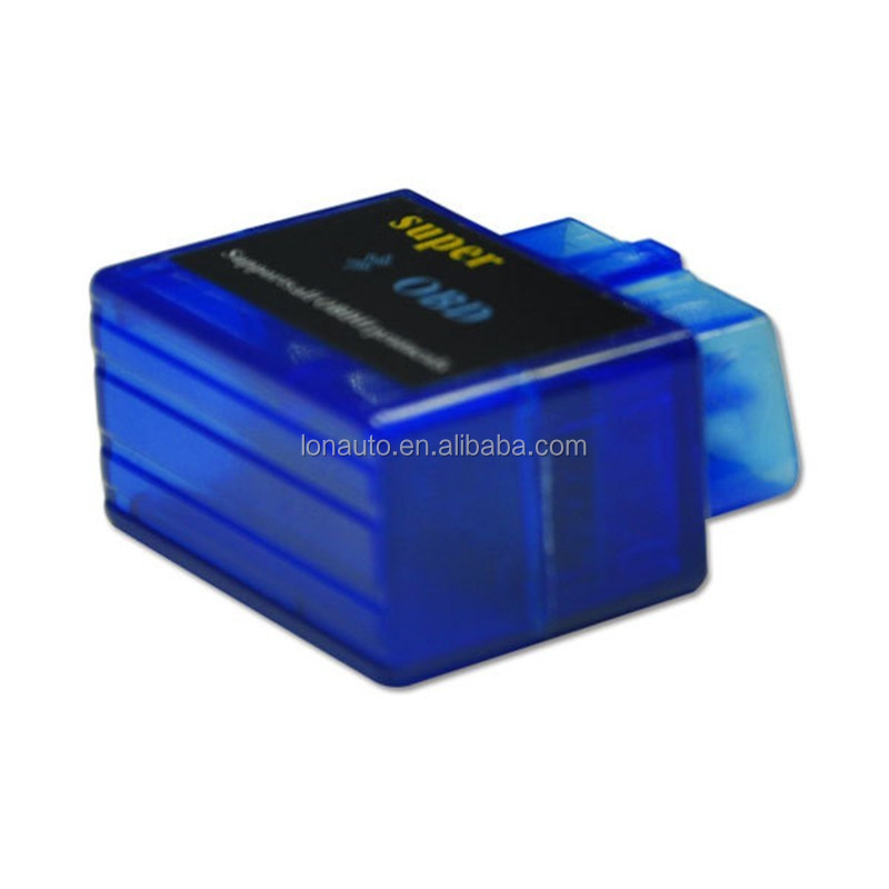 2017 Elm327 Bluetooth2.0 OBD2 Auto Scan Tool Advanced OBD2 auto diagnostic tester