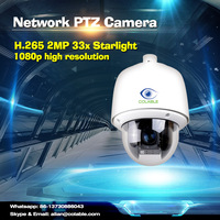 Colable Cheap but quality COL-SV3253WU-X33 H.265 2MP 33x Starlight PTZ camera p2p network camera ip camera