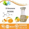 100%pure D-limonene terpene concentrated perfume oils with cheap price for bulk sale