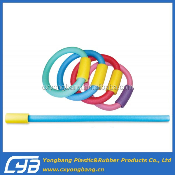 PE Foam Water Noodle float with EN71