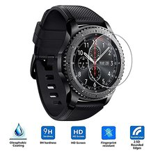 Tempered Glass Screen Protectors For Samsung Gear S3 Classic/Frontier