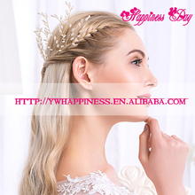 3pcs Set Gold Color Vine Pearl U Shaped Hair Sticks For Women Bridal Hair Clips Wedding Hair Accessories Christmas Party Jewelry