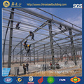 ISO&CE certificated shed design steel structure prefabricated industrial shed
