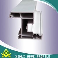 windows and doors upvc profile China Manufacturer