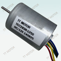 24v brushless pump motor used on fuel system