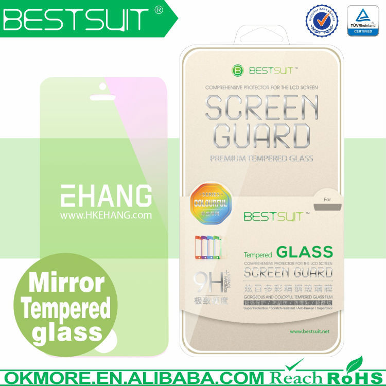 Mobile phone for iphone 6 tempered glass sapphire screen shield