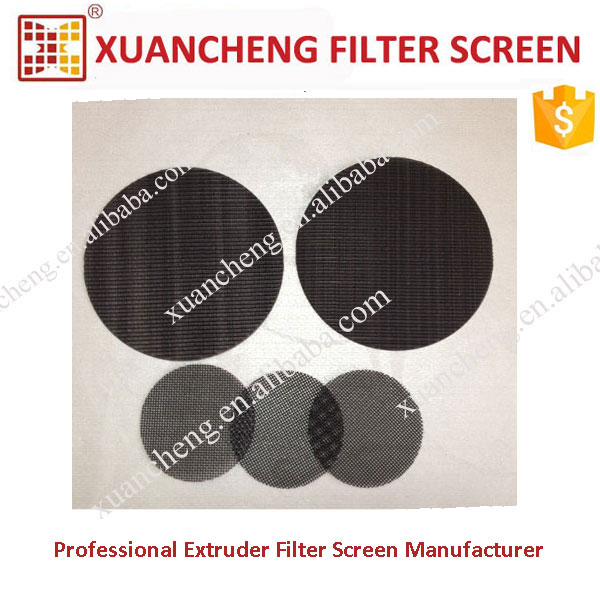 Multi-layers Spot Welded Iron 50x50 Filter Wire Mesh
