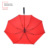 Brand name windproof custom printed double layer golf umbrella