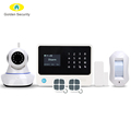 HOT Lora 868mhz burglar smart GSM/WIFI home alarm system support Android + IOS APP control