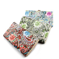Best Selling Retro India style PU Evening Bags for lady fashion bag