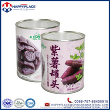 canned purple sweet potato for desserts, drinks