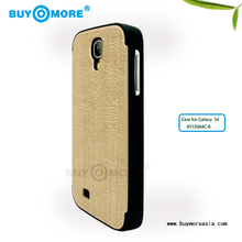 2013 newest wood removable case for samsung s4 smart and waterproof wood phone case for samsung s4
