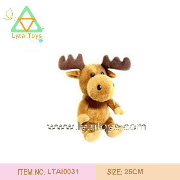 Promotional Christmas Toys Plush Deer
