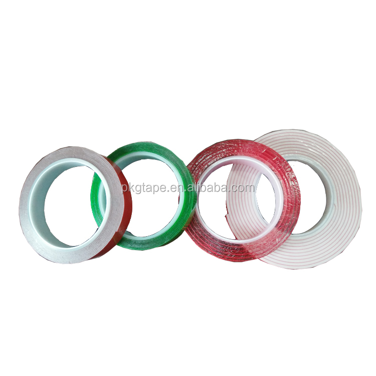 High quality acrylic adhesive Foam Tape Permanent Bonding
