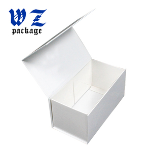 Luxury Folding Paper Flat Pack Magnetic Gift Box