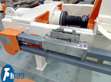 Second squeeze function of membrane filter press, advantages of filter press to give you a dryer cake