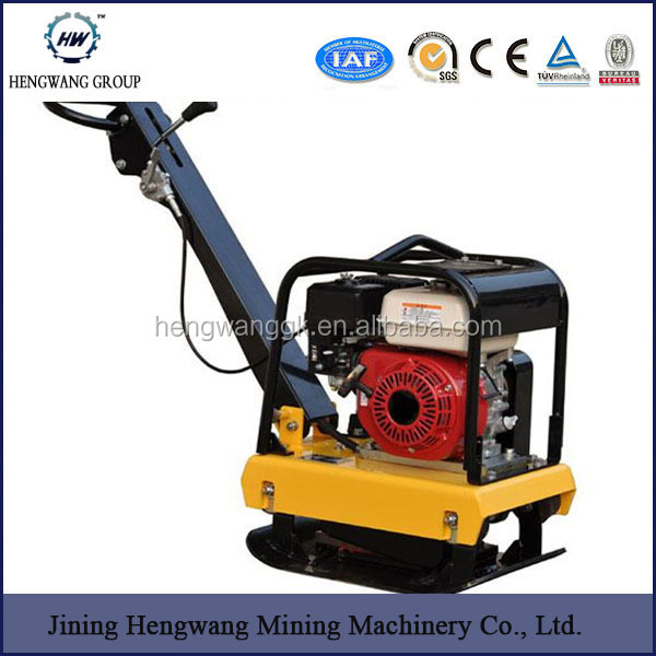 Small Plate Compactor Vibrorammer Road Concrete Soil Vibrating Tamper
