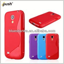 In stock with cheap price for samsung s4 mini soft tpu case tpu cover for samsung galaxy s4 mini