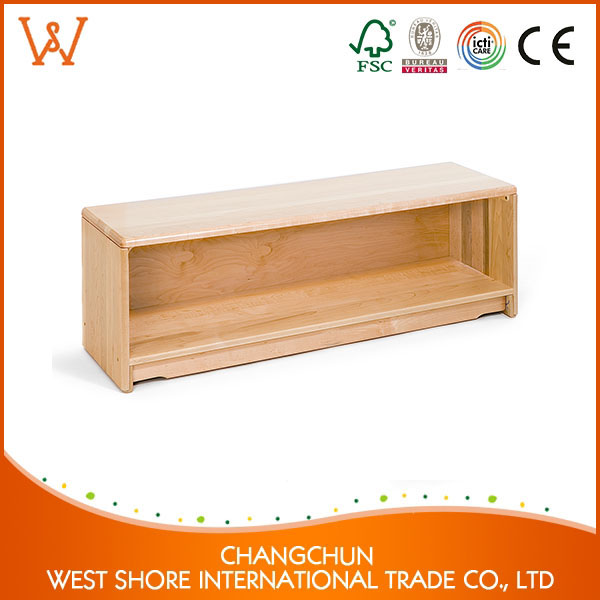 Factory Sale children bookshelf kids room teak furniture With Best Service