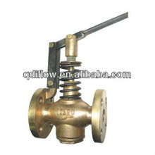 JIS F7398 fuel oil tank self-closing drain valve