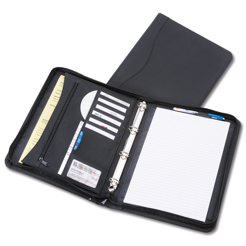 2020 Hot selling a4 ring binder portfolio notebook