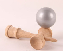 High quality metallic kendama wholesale and free sample