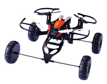 Weccan Adult rc toys 2.4G triphibious quadocopter different modes product on Alibaba.com