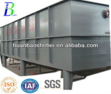 high performance inclined plate tube sedimentation tank in waste water treatment