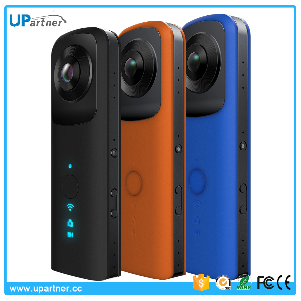 Factory Sale Directly Best 720 Degree Dual Lens Fisheye 360 Sports Vr 4K Sjcam Sj4000 Wifi X5 Action Camera Xdv