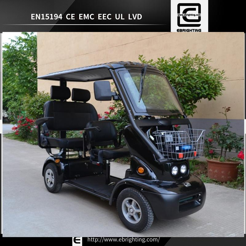 vehicles tricycle for elderly BRI-S04 hager electrical