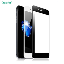 Hot Selling 3D 9H Curved Tempered Glass High Protective Anti Shock Tempered Screen Protector for IiPhone 8