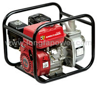 high output 2inch 168f 5.5hp gasoline water pump portable irrigation pump