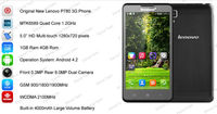 "5'' IPS Screen MTK6589 Quad Core Android 4.2 5"" android Cell phone Lenovo Smartphone Lenovo P780"