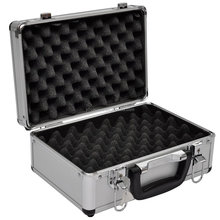 Aluminium gun case weapon storage box