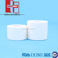 surgical medical zinc oxide adhesive plaster/tape(GZOP-3008)