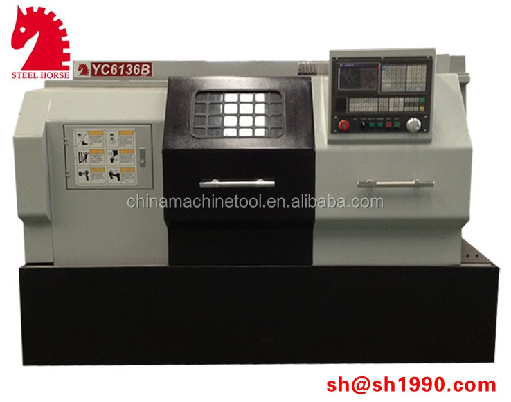Independent <strong>development</strong> CS6136B cnc lathe machine specification