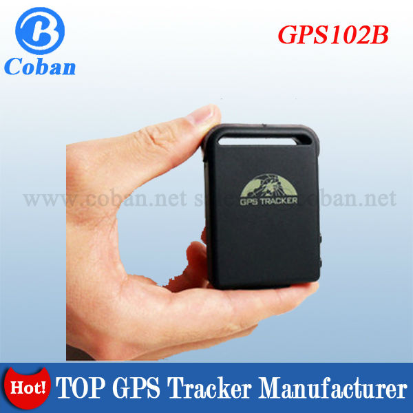 Mini GPS Gsm Tracker with Over Speed Alarm /Low Battery Alarm /GPS Tracker