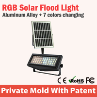 New product 2016 solar powered spot lights for sale