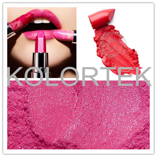 Kolortek lip safe mica, lipstick pearl pigment manufacturer