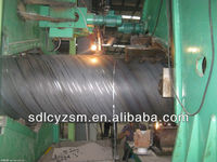 helical submerged arc welding hsaw steel pipe