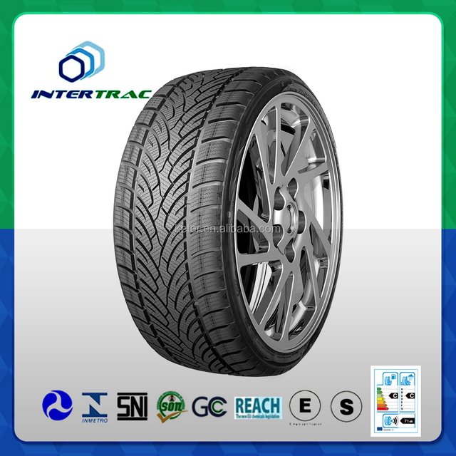 winter tyre 185/65R15 88t , world best tyre brands INTERTRAC Snow tyres TC575 with EU lableing